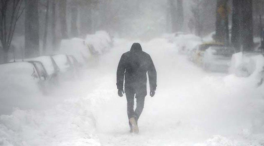 Meteoroloji'den son dakika kar ve yağış uyarısı