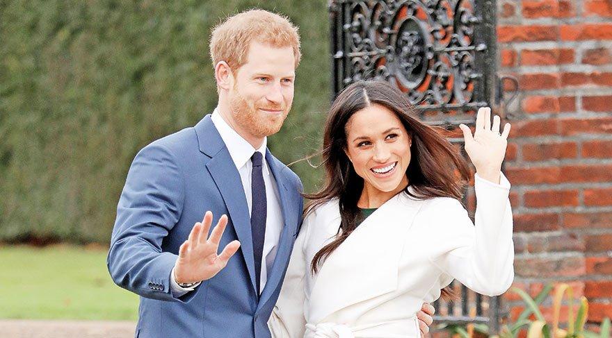 Prens Harry'nin nişanlısı daha çok vergi verecek