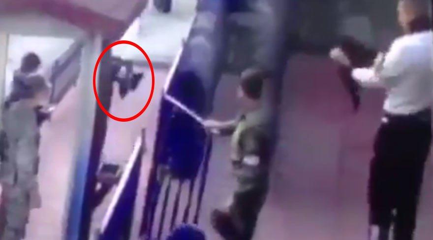 Türkiye bu vahşeti konuşuyor... Erzincan Orduevi'nde yavru kediye akılalmaz işkence