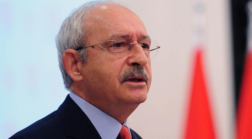 İşte Kılıçdaroğlu'nun o açıklaması...