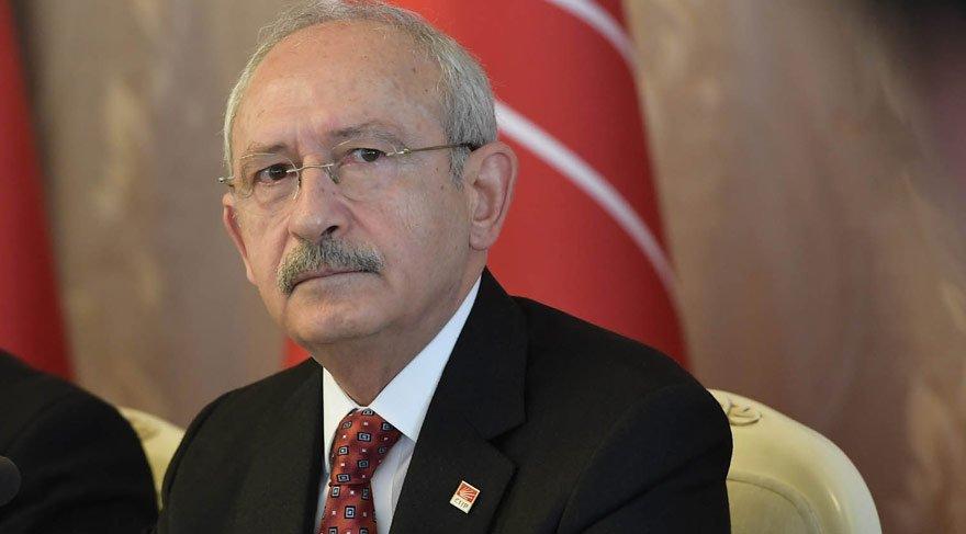 CHP lideri Kılıçdaroğlu'ndan flaş açıklamalar!