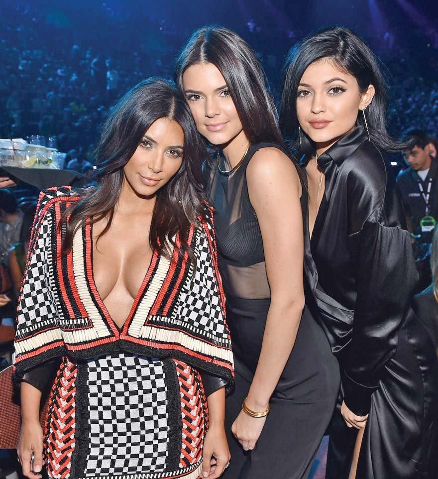 Kim Kardashian/ Kendall Jenner/ Kylie Jenner