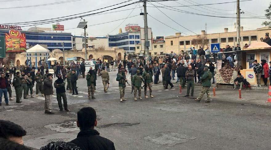 Kuzey Irak'ta gergin bekleyiş... Parti binasını kundakladılar