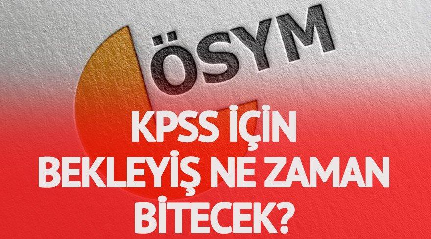 KPSS 2018 başvuruları ne zaman? 2017/2   KPSS tercih sonuçları açıklandı mı?