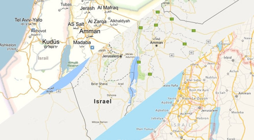 Kudüs nerede? İsrail için tarihi önemi ne? İşte Kudüs'ün tarihi...