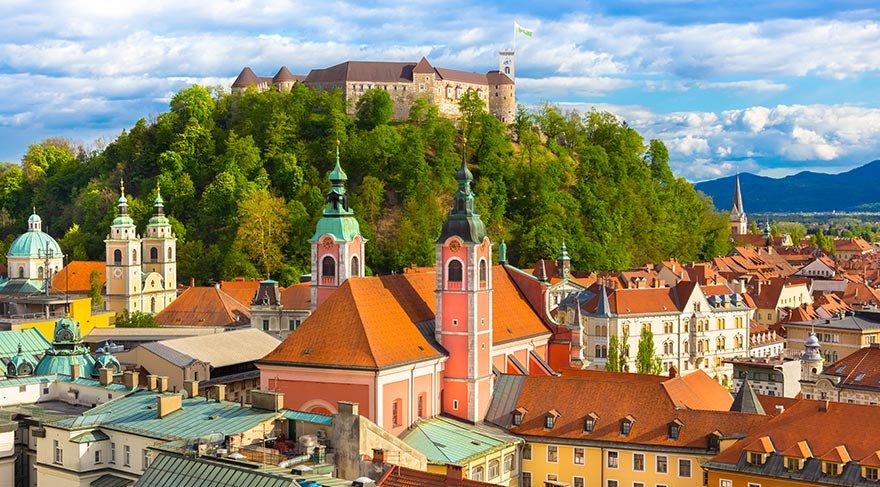 Slovenya'nın büyüleyici başkenti Ljubljana