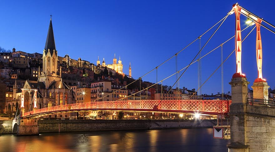 Fransız yemek kültürünün başkenti Lyon