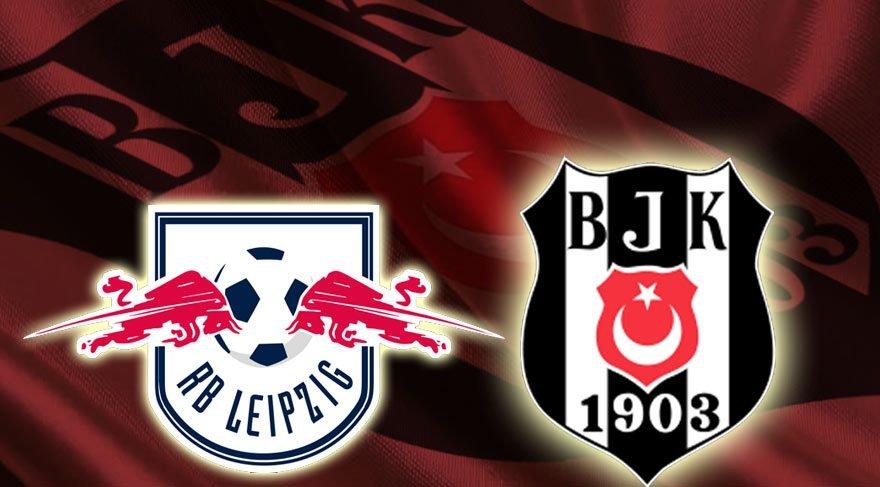 Leipzig Beşiktaş maçı hangi kanalda, saat kaçta başlayacak? Leipzig BJK Şampiyonlar Ligi maçı şifresiz mi yayınlanacak?