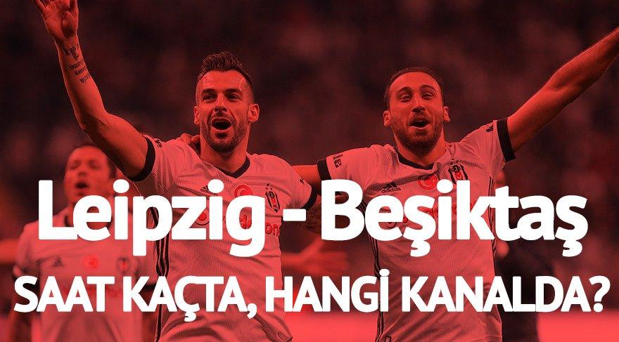 BJK rekor peşinde! Leipzig Beşiktaş Şampiyonlar Ligi maçı saat kaçta hangi kanalda şifresiz mi?