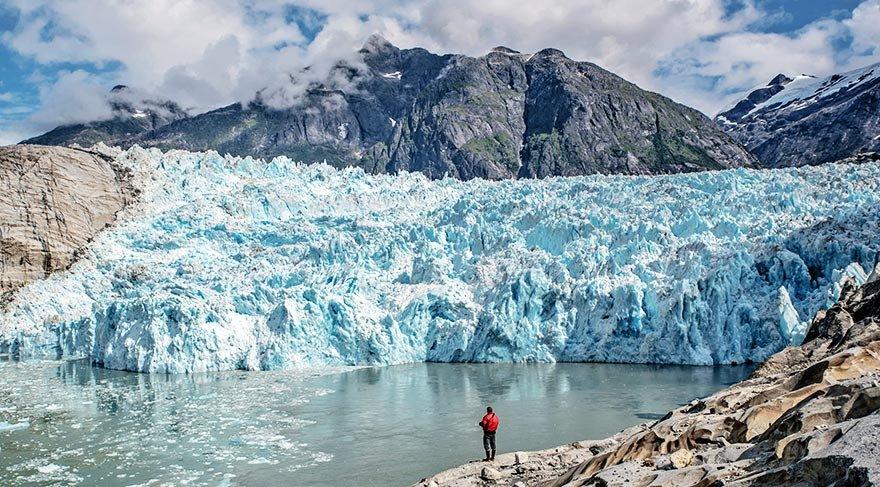 LeConte Buzulu araştırması ürkütücü gerçeği gösterdi