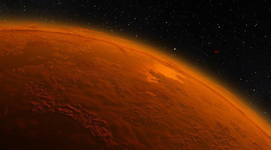 Mars en güçlü olduğu burçta dikkat!