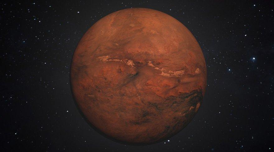 Bu hafta Mars Akrep burcuna geçiş yapıyor!