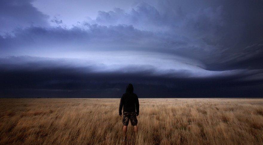 'Fırtına yakalayıcıları' gökyüzüne dair çalışma yaptı