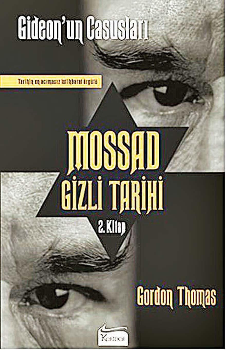 mossad-gizli