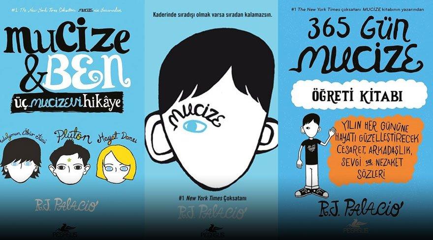 Çocuklarla birlikte okumak için: 'Mucize' kitapları