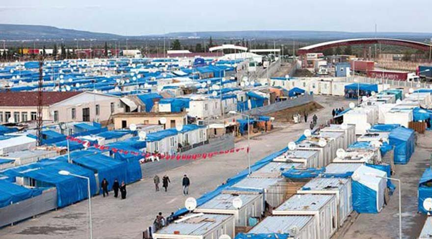 Suriyelilere giden para 34 milyar dolara çıktı
