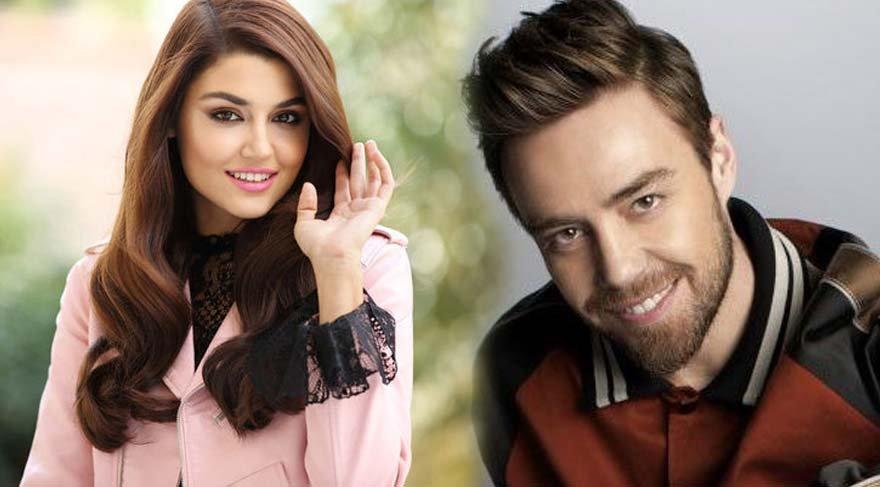 Şarkıcı Murat Dalkılıç ile oyuncu Hande Erçel aşk yaşıyor