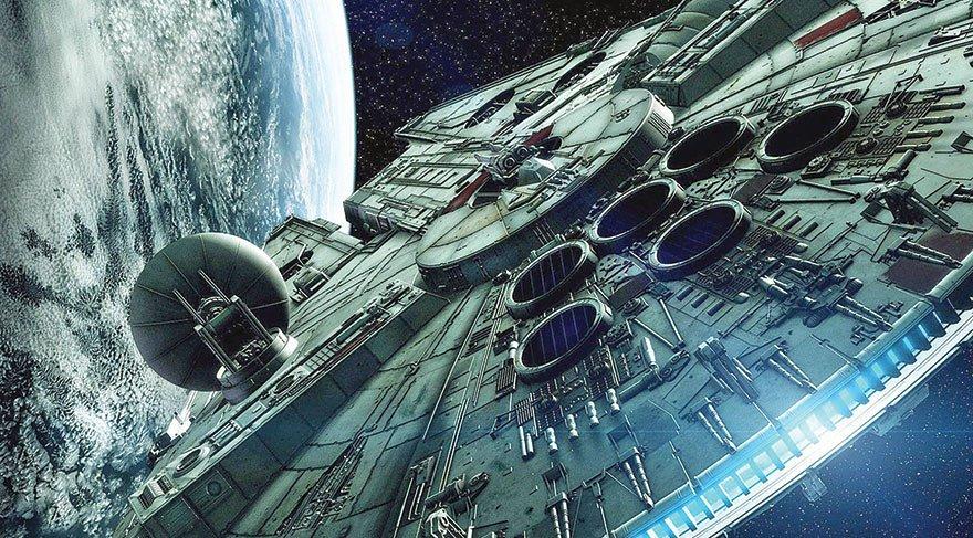 Star Wars'ın ikonik dünyasına hoş geldiniz!