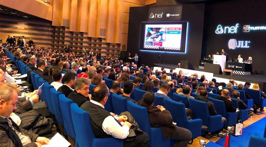 Nef 9 saatte 249 milyon liralık satış yaptı