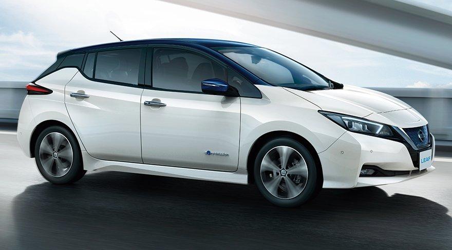 Nissan Leaf'e ödül