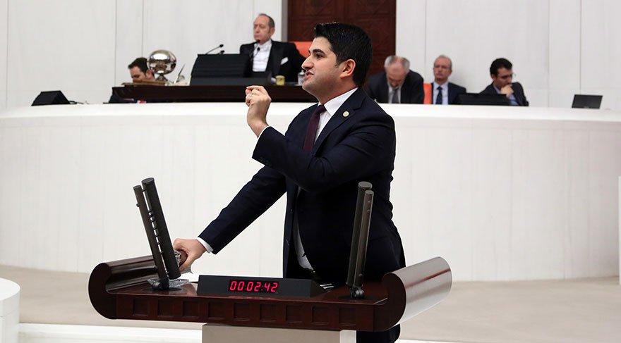CHP'li Adıgüzel, açıklanmayan DUS sonuçlarını sordu
