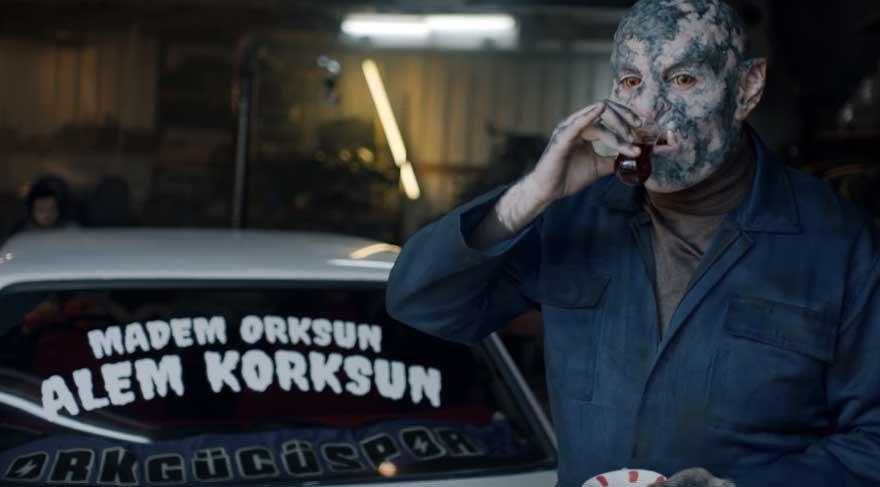 Bright'ın Türkçe sakinlerinden mesaj: 'Madem orksun, alem korksun'