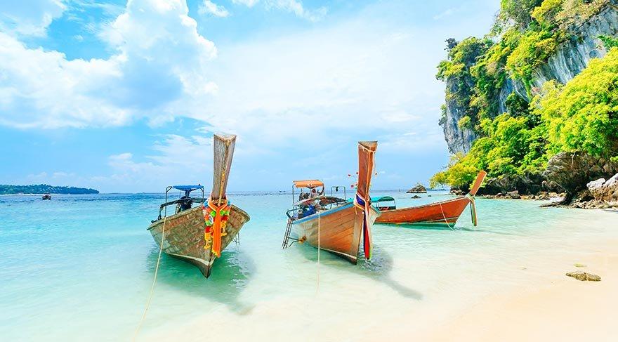 Romantizmin cenneti: Phuket