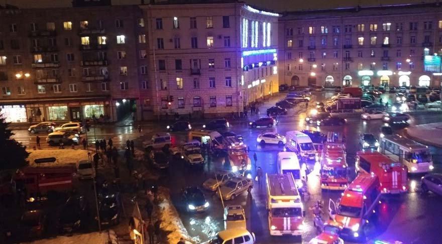 Rusya'daki mağazada patlama: Çok sayıda yaralı var