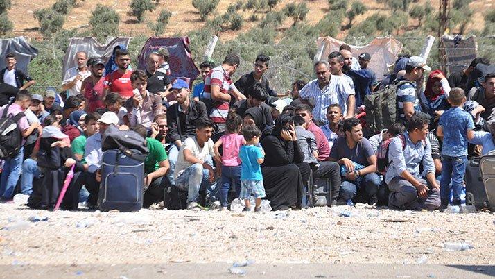 Suriyeliler için ne kadar para harcandı? 80 milyon için ne kadar para harcandı?