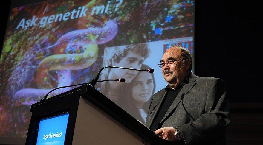 Prof. Dr. Mehmet Öztürk, aşkın genetiği hakkında bilgi verdi.