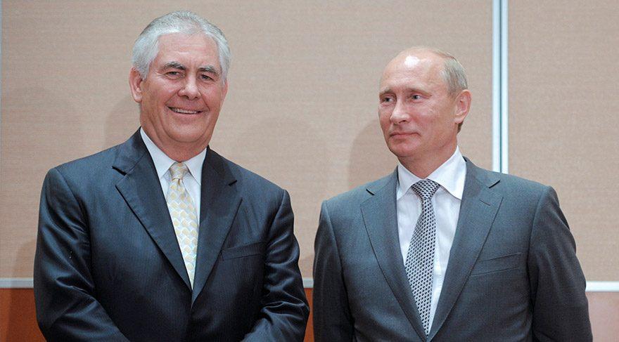 Rusya düğmeye bastı