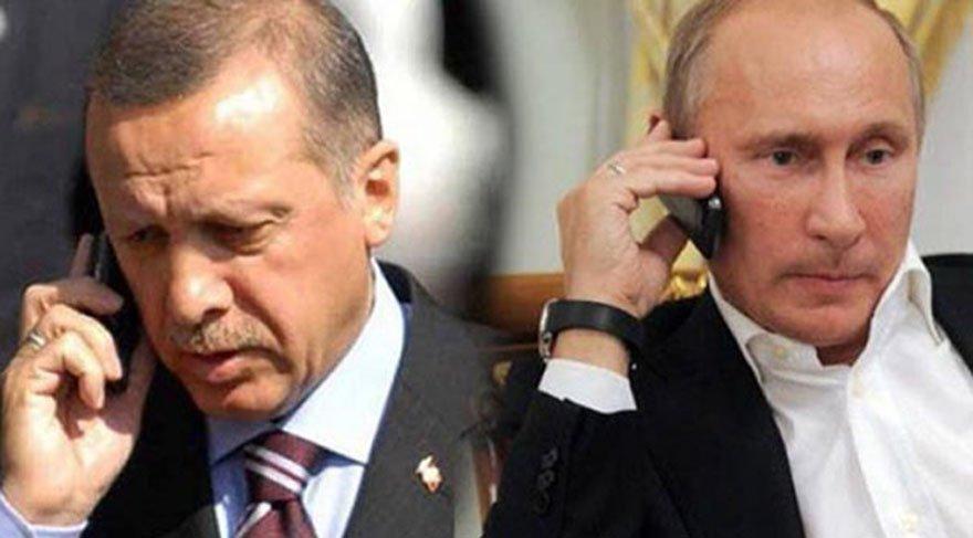Son dakika haberi... Putin'den sıcak Türkiye mesajı
