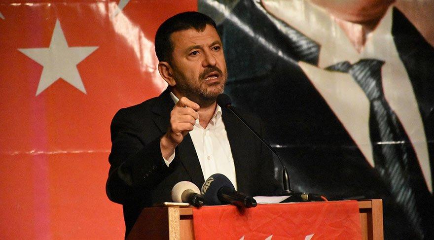 CHP'li Ağbaba: Türkiye'yi bu kadar küçük düşürmeye ne hakkınız var?