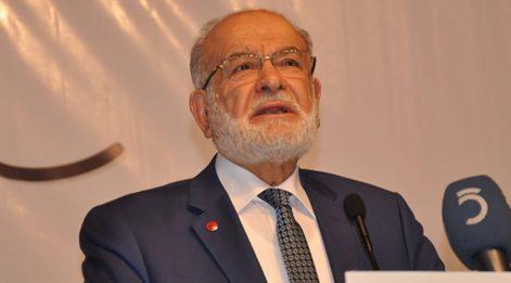 Karamollaoğlu: Kendi kendini şikayet eden başka iktidar gelmedi