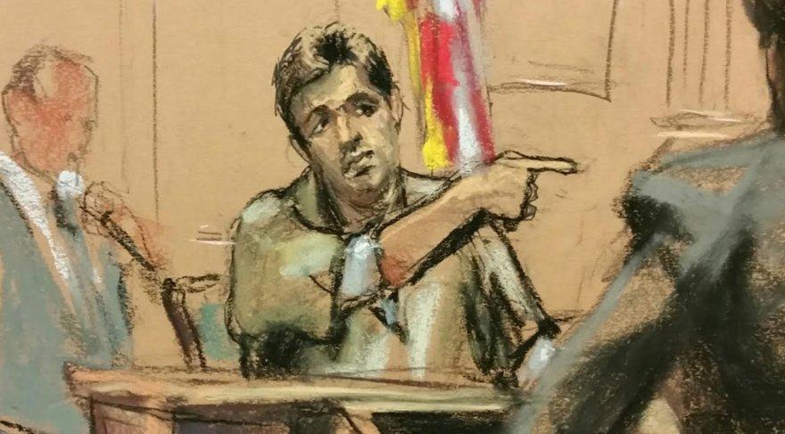 Son dakika haberi... Atilla davasında Zarrab'ın 6'ncı günü...