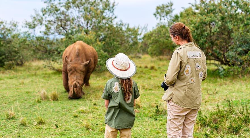 Safari yapılabilecek en güzel yerler