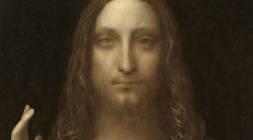 Suudi prensten Da Vinci'nin tablosuna rekor fiyat