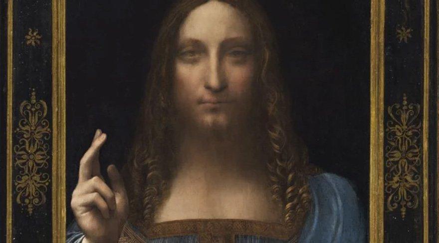 Vinci'nin rekor fiyata satılan tablosu Abu Dhabi'de