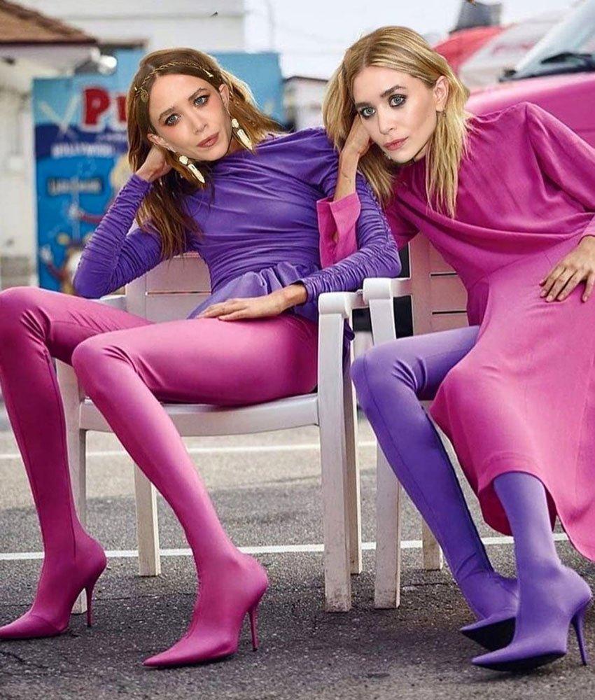 Mary ve Kate Olsen kardeşler