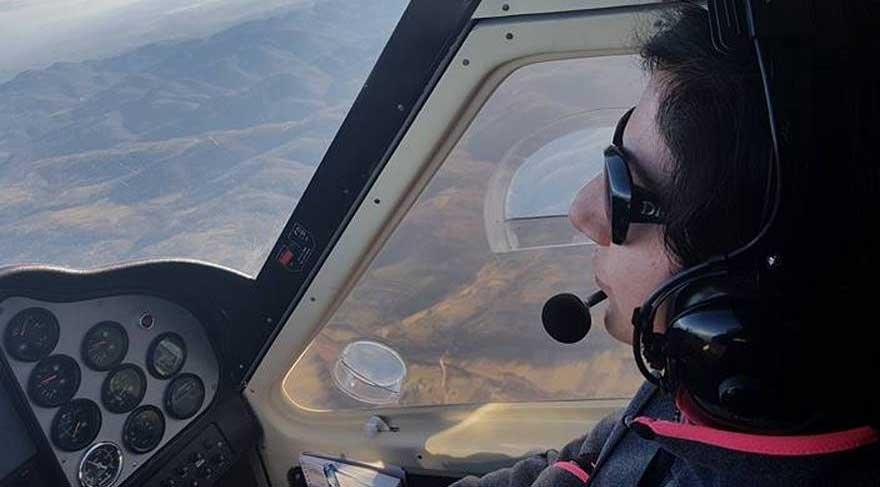 Türkiye'nin ilk kadın 'Ferry Pilot'u Slovenya'dan yola çıktı