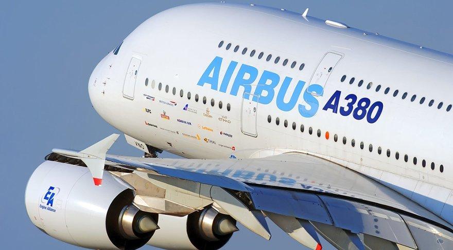 Airbus Uçak Modelleri