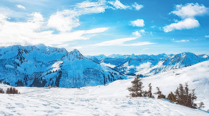 Beklentilerinizi ve zevklerinizi değiştirecek yepyeni kayak rotaları