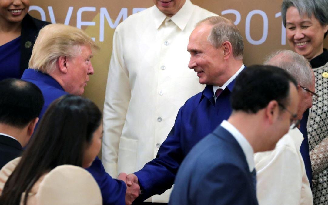 Son dakika… Putin ile Trump arasında kritik görüşme