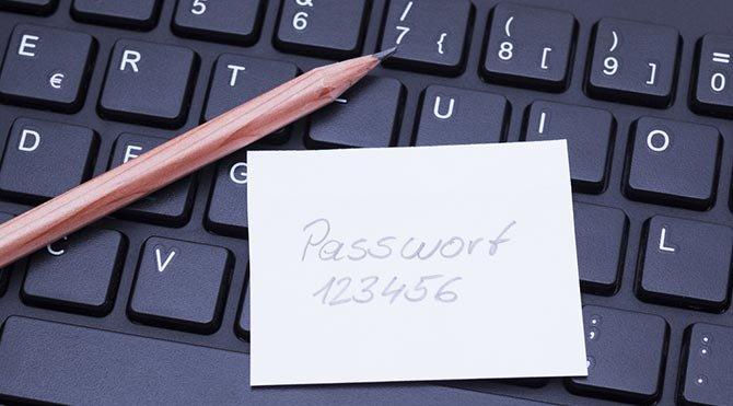 Eğer şifreniz bu ise her şey tehlikede…