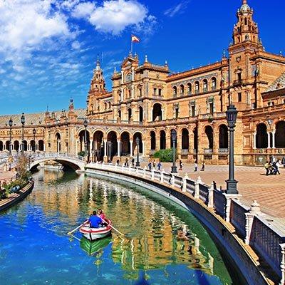 Ünlü Tapas kültürünün beşiği Sevilla