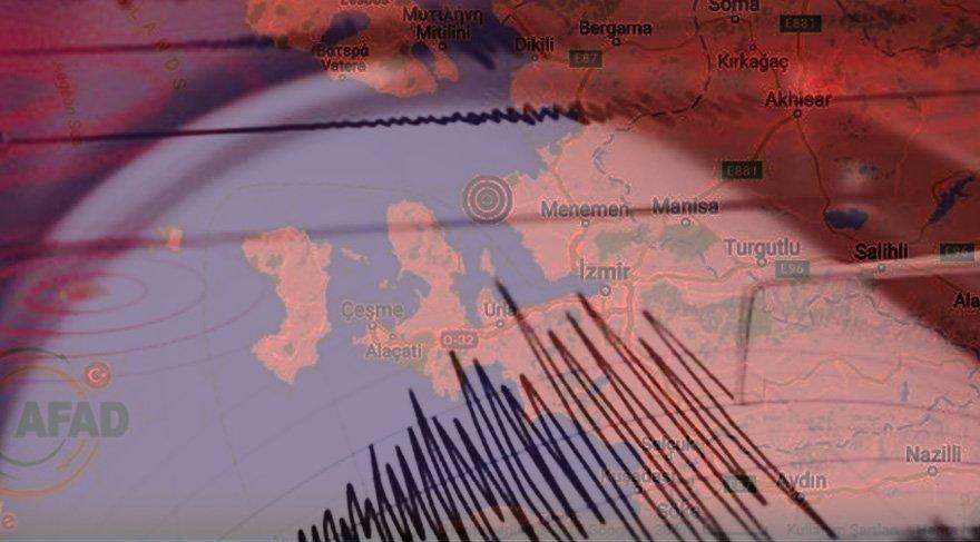 Son dakika! İzmir'de peş peşe 2 deprem! Ünlü profesör flaş detayı açıkladı