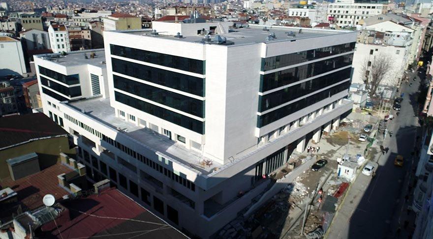 Taksim İlk Yardım Hastanesi, 2018'de yeniden açılacak