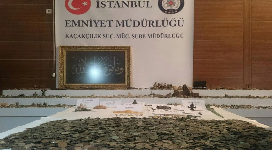İstanbul'da tarihi operasyon