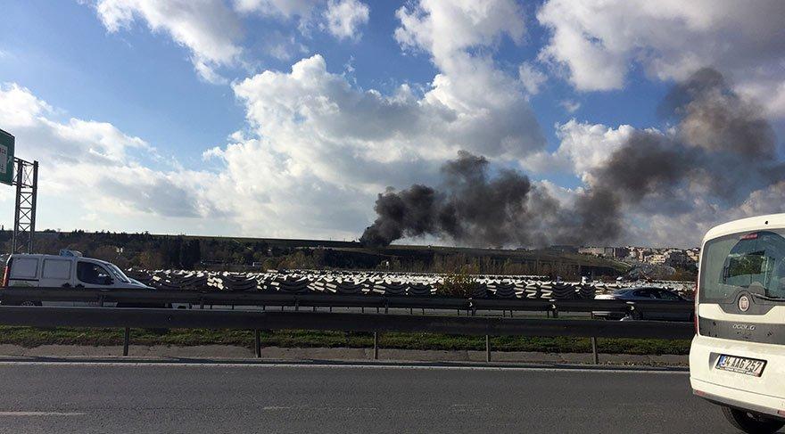 Görenler Atatürk Havalimanı'nın santralini kilitledi