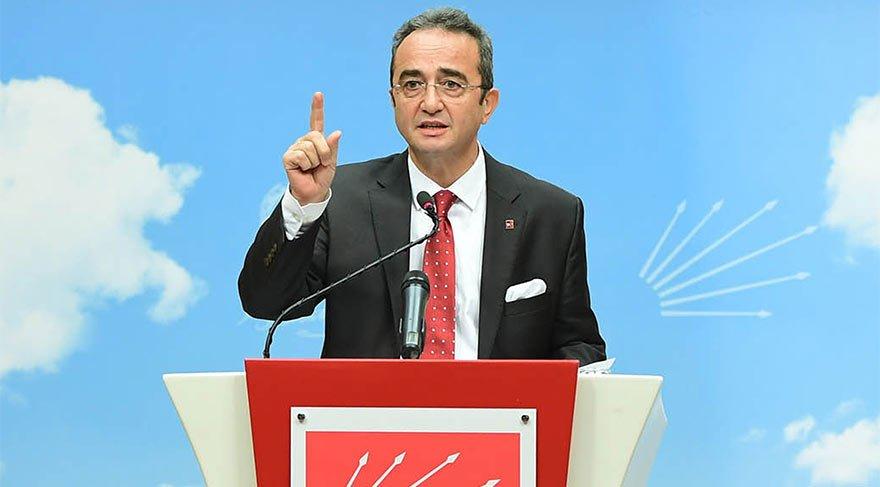 CHP'li Tezcan: Buyursunlar Meclis'te çoğunlukları var hodri meydan